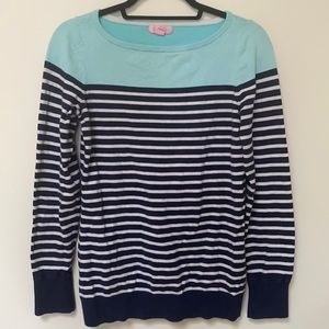 Lily Pulitzer Striped Sweater